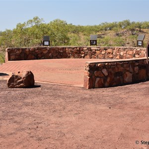 2/1 North Australia Observers Unit Memorial Lookout