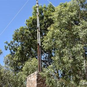 Katherine River Overland Telegraph Line Pylon