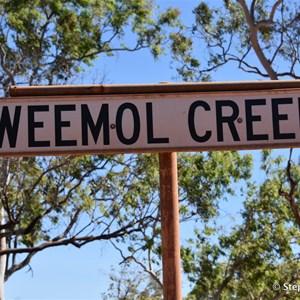 Weemol Creek Crossing