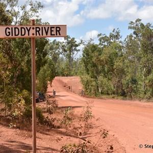 Giddy River Crossing
