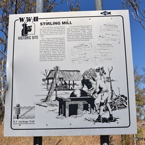 WW11 Stirling Mill Historic Site