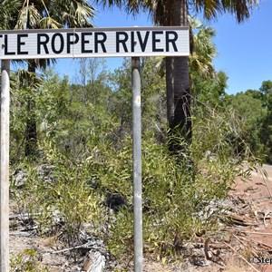 Little Roper River Crossing