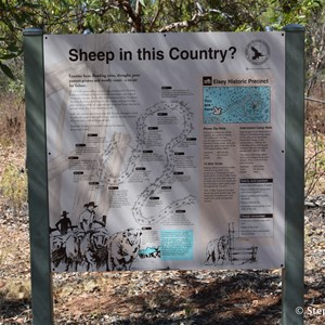 Old Mataranka Sheep Dip