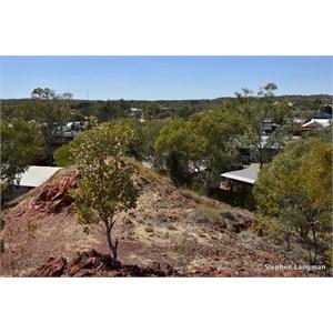 ANZAC Hill Lookout