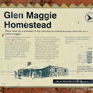 Glen Maggie Homestead Ruins