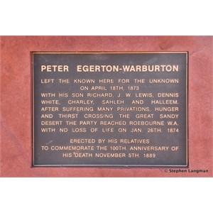 Warburton Memorial