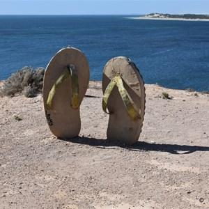 Thong Sculpture