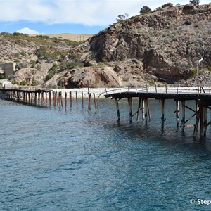 Rapid Bay Jetty