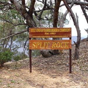 Split Rock Lookout