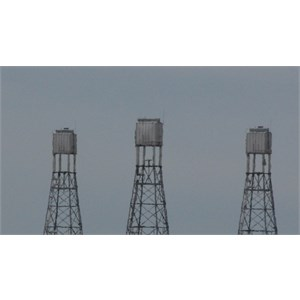 solar concentrator towers
