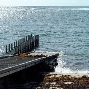 Gnarabup Beach Boat Ramp