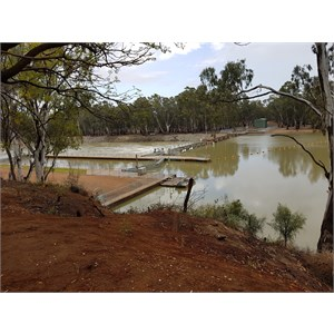 Lock 15 Euston-Robinvale