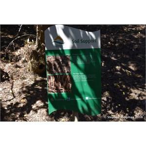 St Kilda Mangrove Trail and Interpretive Centre - Soil Support