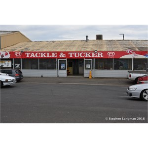 Tackle and Tucker Kiosk
