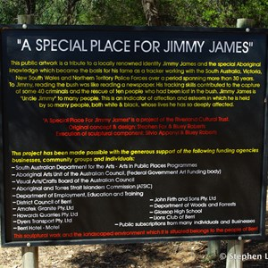 A Special Place for Jimmy James
