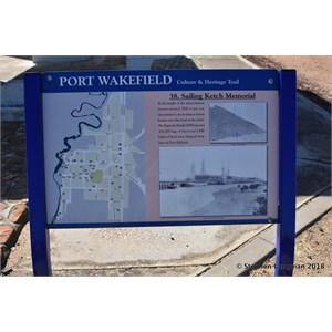 Port Wakefield Wharf Area