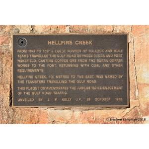 Hellfire Creek
