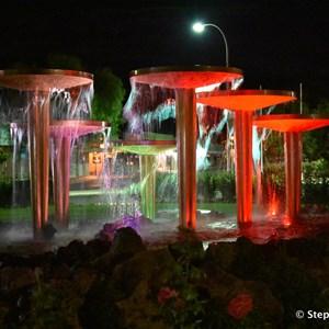 Harry Clarke Fountain