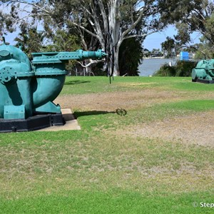 Renmark Pumping Station