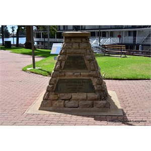 Captain Charles Sturt Memorial Cairn
