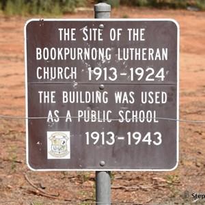 Bookpurnong Lutheran Church