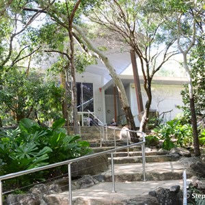 Nature's Powerhouse - Visitor Information Centre Cooktown