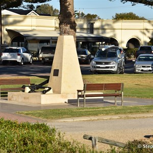 Largs Bay Centenary Cairn
