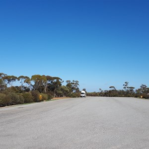 Mt Gibson Rest Area