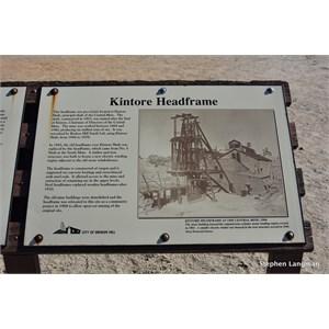 Kintore Reserve