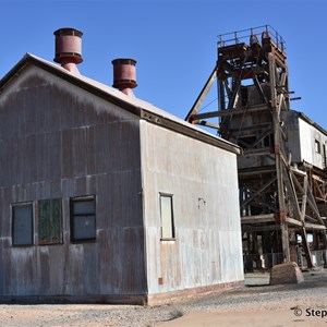 Junction Mine and Lookout