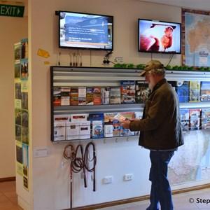 Back O' Bourke Visitor Information Centre