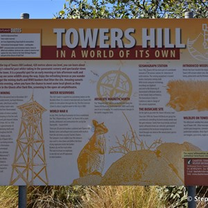 Towers Hill Lookout
