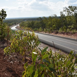 Peninsula Development Road Lookout