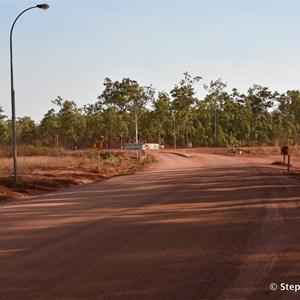 Haul Crossing Road