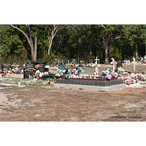Mapoon Cemetery