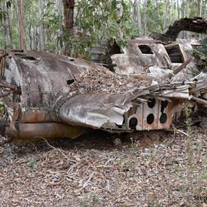 DC 3 Crash Site