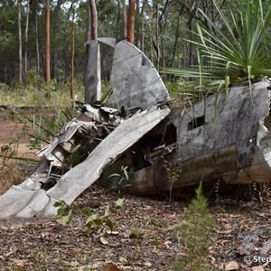 Bristol Beaufort Mark V111 Crash Site