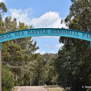 Coral Sea Battle Memorial Park