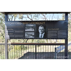 Stopford Way Lookout