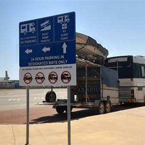 Geraldton 24hr rest area