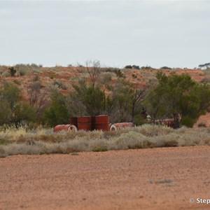 Emu Junction Airstrip - 2012