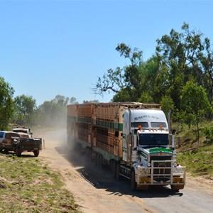 stock truck near Dunbar