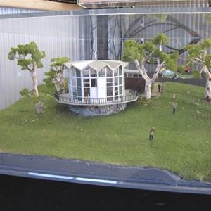 Eucumbene Teahouse model