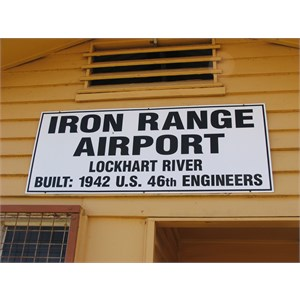Iron range Airport