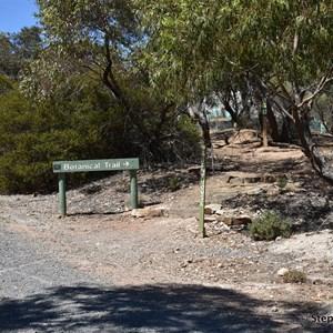 Start of Marino Conservation Park Botanical Walk