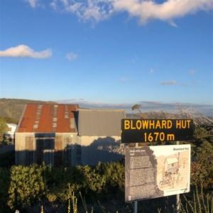 Blowhard Hut