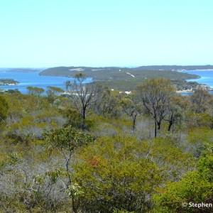 Coffin Bay Lookout