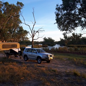 Loch Luna Game Reserve Camp 8