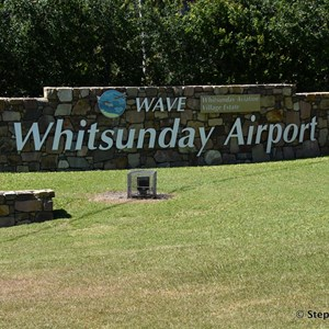 Wave Whitsunday Airport