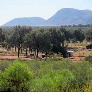 Docker River campground